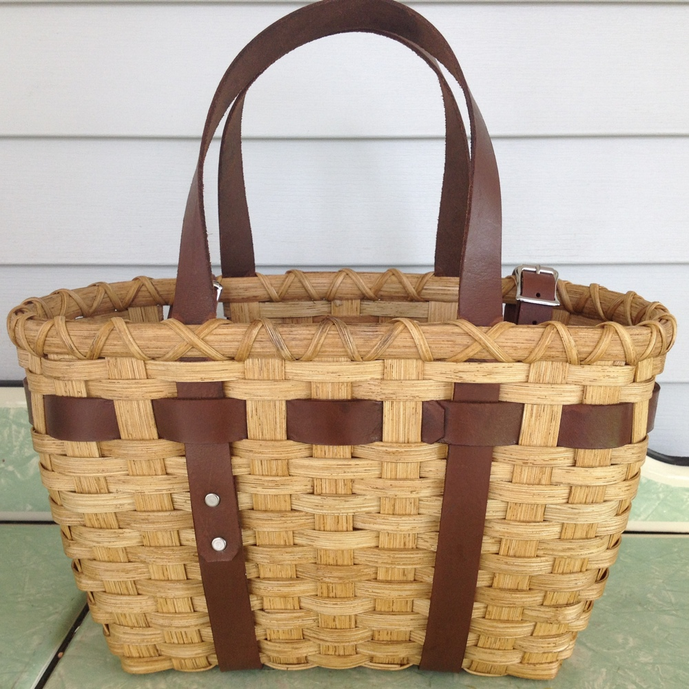 Bicycle Tote Basket