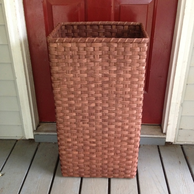 Custom Mail Slot Basket
