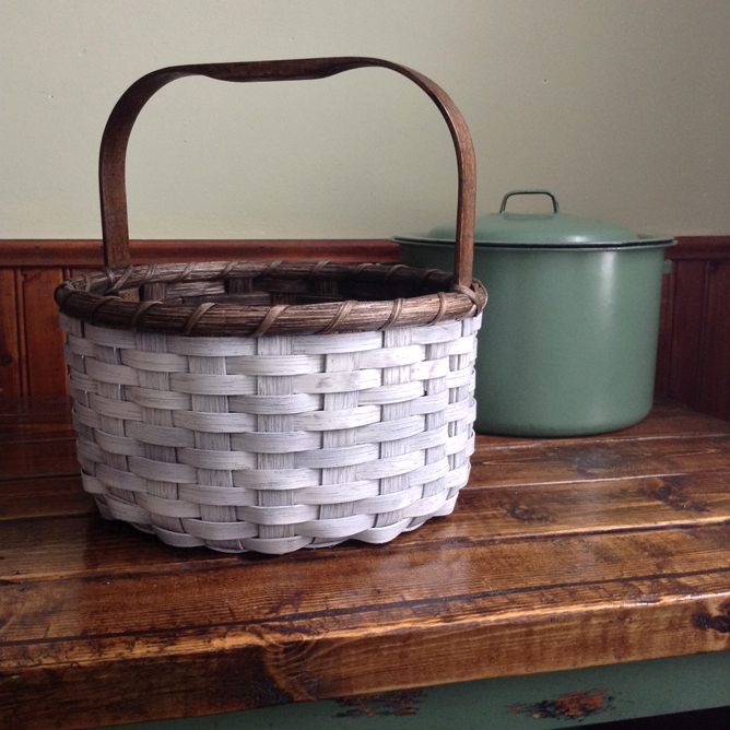 Colonial Gathering Basket