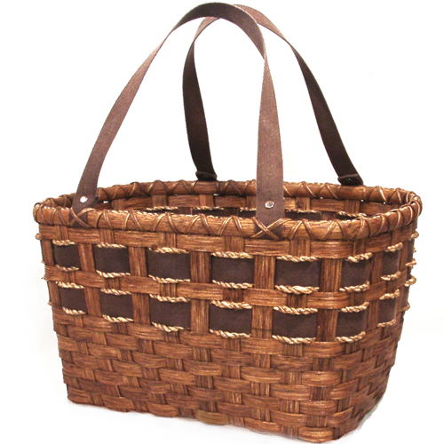 Grocery Tote Basket