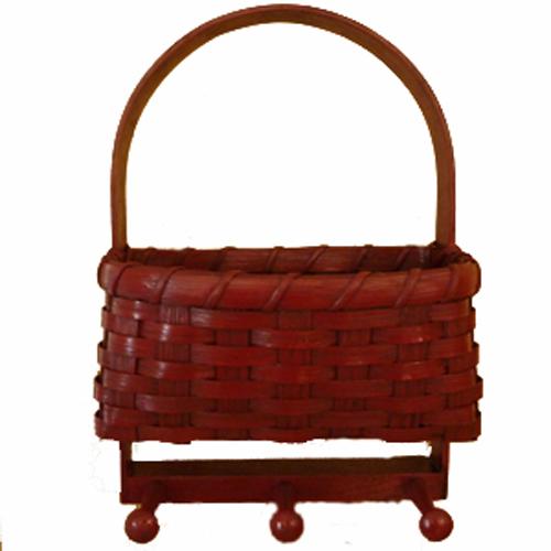 Pegged Key Basket