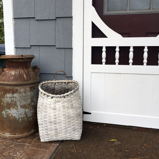Primitive Front Porch