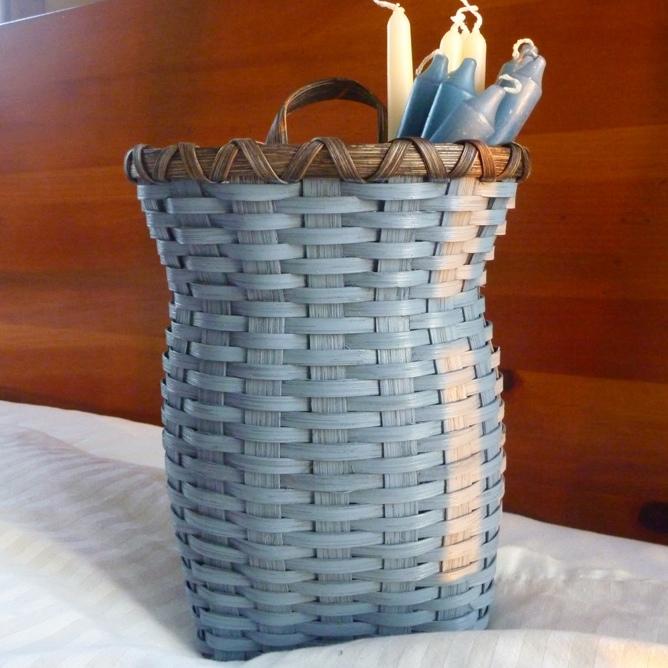 Candlestick Basket