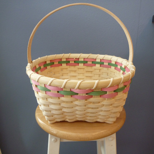 Finished basket!