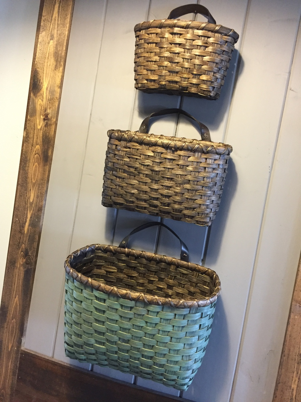 Three Mail Baskets 1