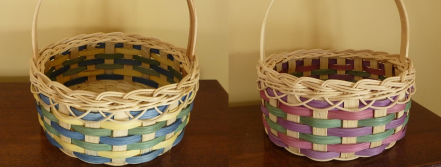 Victorian Easter Baskets