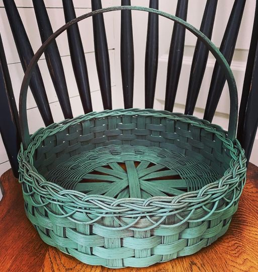 Victorian Pie Basket