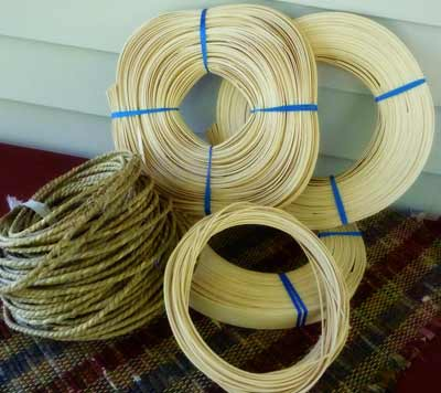 Basketweaving Supplies