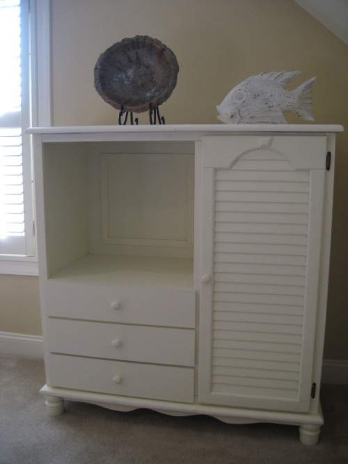 Repurposed Cabinet Before