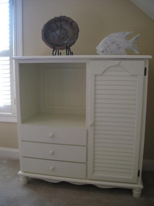 Repurposed Cabinet Before