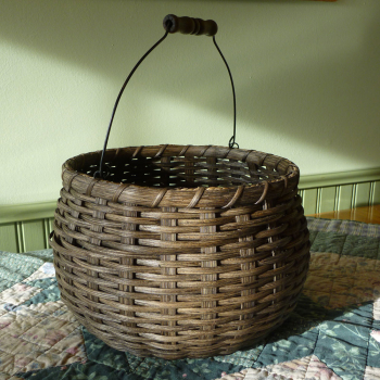 Bean Pot Basket