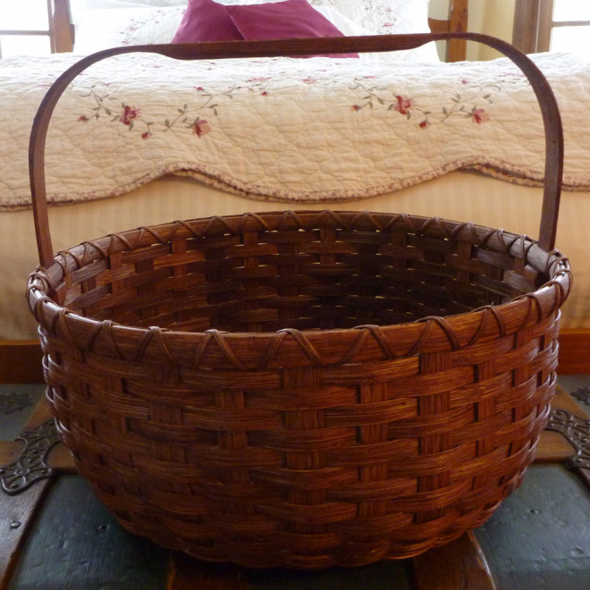 Big Round Basket