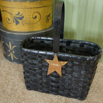 Bottle Tote Basket