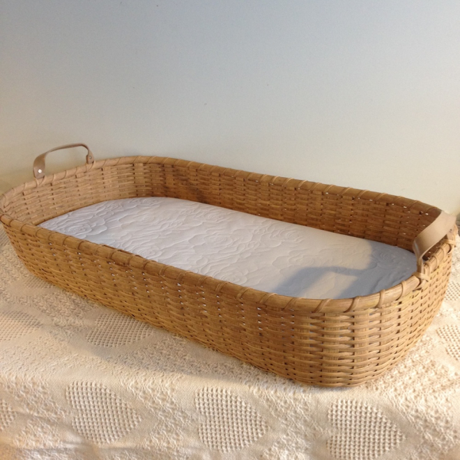Changing Baby Basket Joanna S Collections Country Home