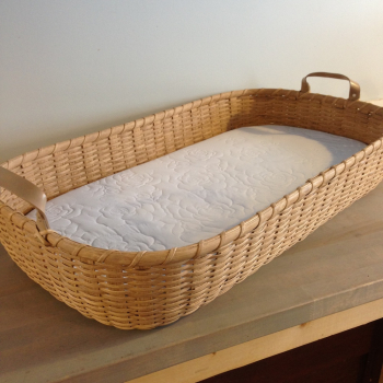 Changing Baby Basket