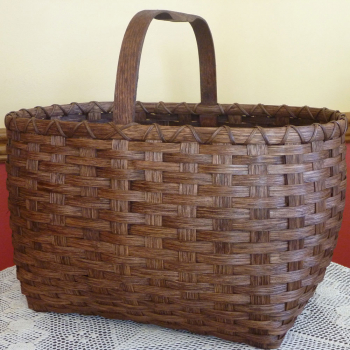 Craft Caddy Tote Basket