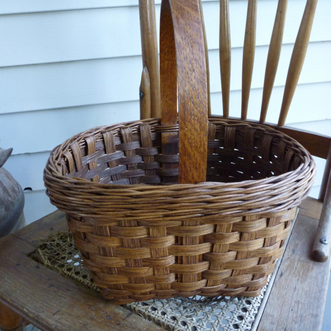 Gretchen Border Basket