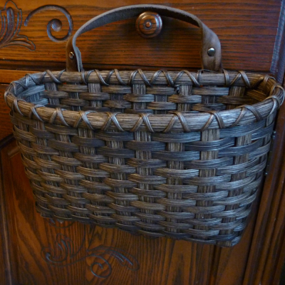 Large Mail Basket Weaving Class - Cottage Grove