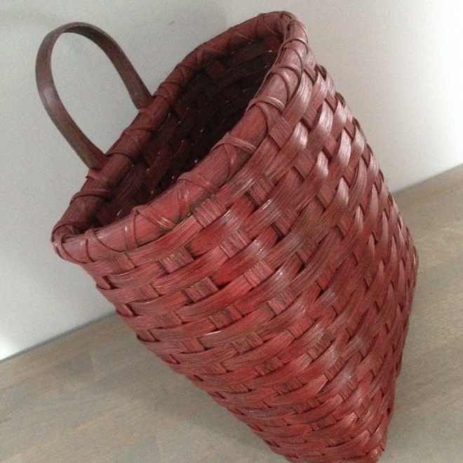 Large Peg Basket