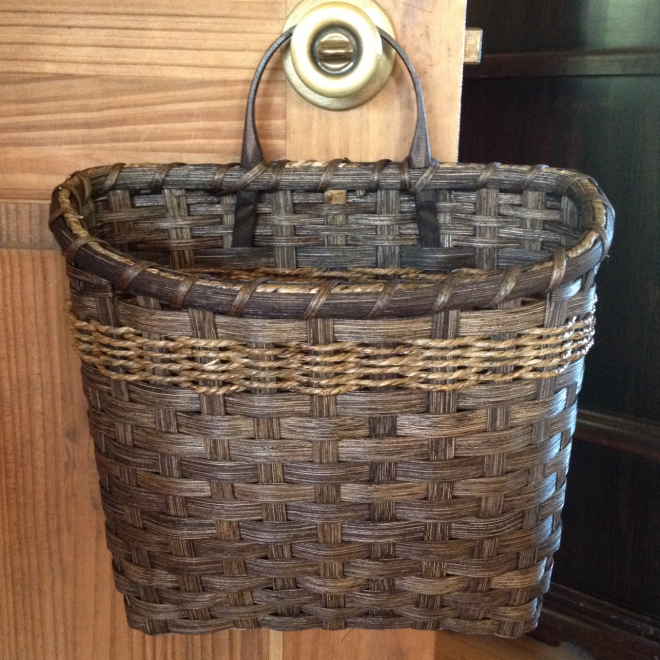 Magazine Wall Basket Joanna S Collections Country Home