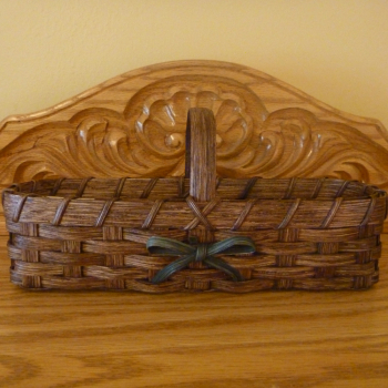 Mini Shelf Basket