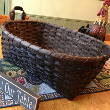 Oval Storage Basket