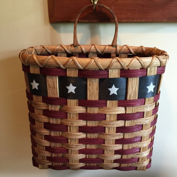 Patriot Wall Basket