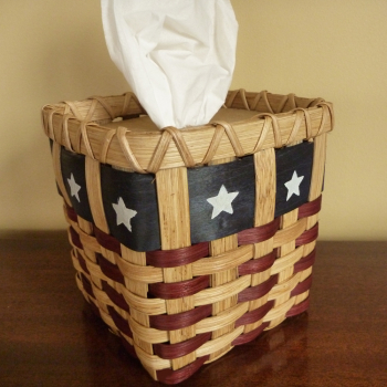 Patriot Tissue Basket