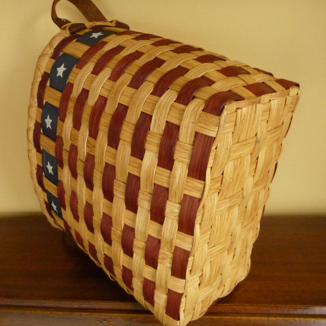 Patriot Waste Basket
