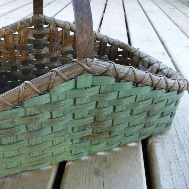 Primitive Hearth Basket