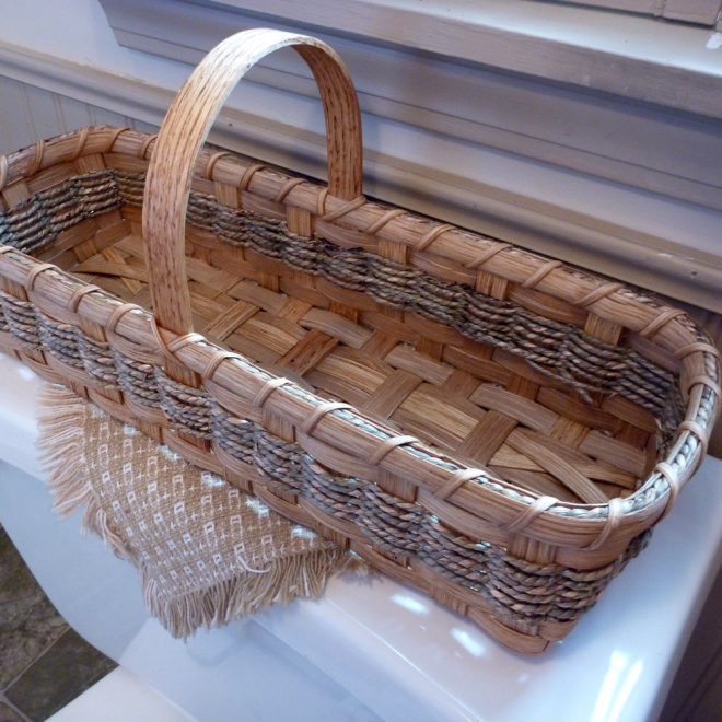 Toiletries Basket Joanna S Collections Country Home