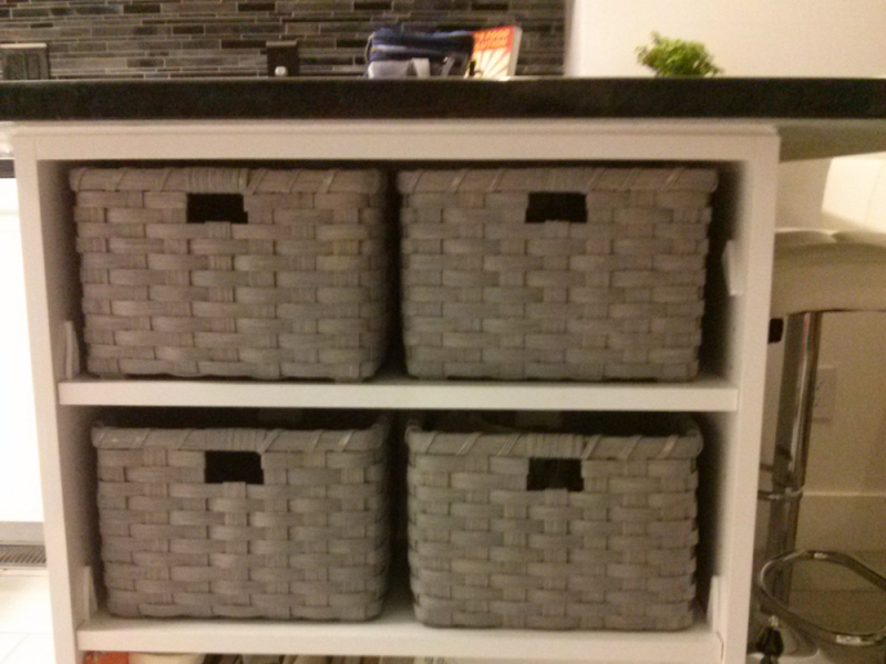 Kitchen Storage Baskets