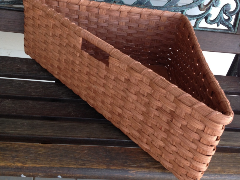 Beau ... Triangular Storage Basket ...